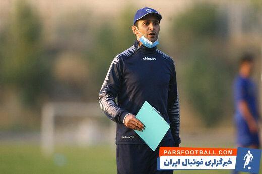 واکنش مربی استقلال به شکست مقابل سپاهان : روی دو صحنه و عدم تمرکز بازیکنان گل خوردیم