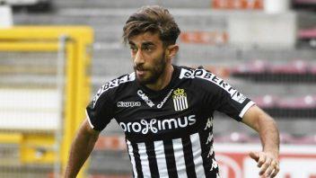 در هفته بیست و هشتم لیگ بلژیک تیم شارلروا در برابر خنت دو بر یک شکست خورد .علی قلی زاده تک گل شارلروا را در این بازی زد.