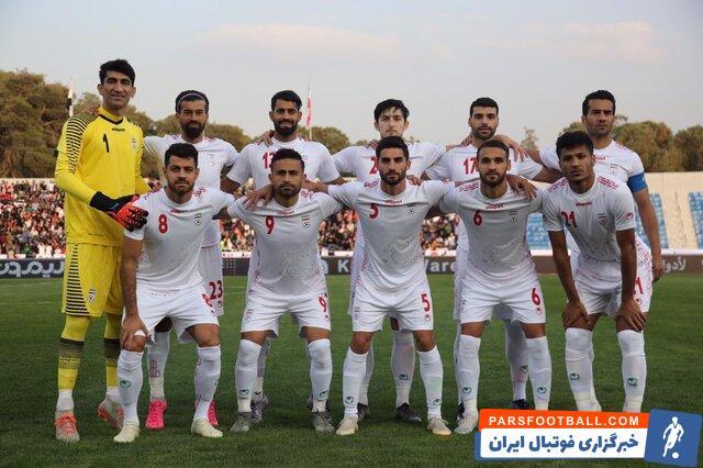مژده مهدی محمدنبی به هواداران فوتبال ایران