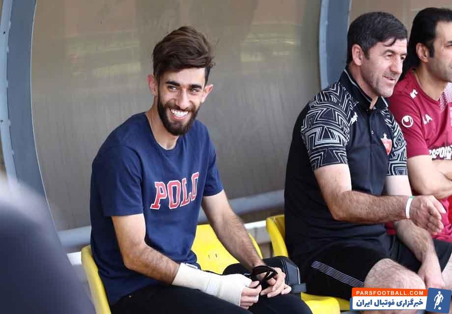 علی قلی زاده ، مهاجم تیم شارلروا بلژیک ، که چند روزی موفق به حضور در تمرینات تیم ملی نشده بود ، بالاخره به تمرینات تیم ملی اضافه شد.