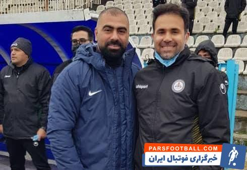 دیدار تیم های ملوان و پارس جنوبی، صحنه تقابل محمد نصرتی و زارع مربیان جوانی بود که در اوایل دهه نود لباس پرسپولیس را به تن داشتند.