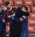 بارسلونا با کومان توانست با سه گل بر سویا پیروز شود و ضمن جبران شکست 2-0 بازی رفت به فینال کوپا دل ری راه یابد.