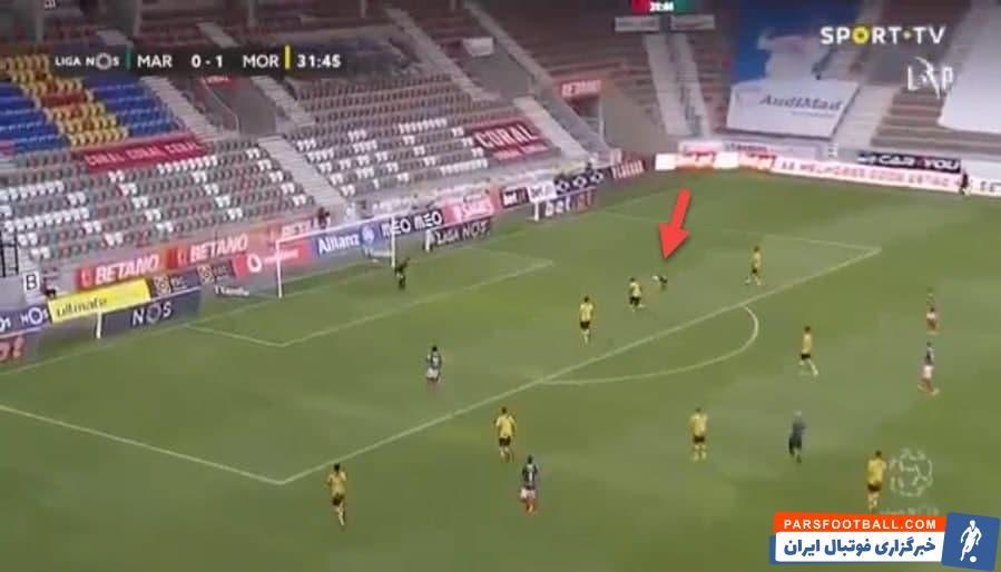 علیپور که بعد از رفع مصدومیت بار دیگر به ترکیب ثابت ماریتیمو برگشته بود امیدوار بود سرانجام گل نخست خود را در لیگ برتر به ثمر برساند.