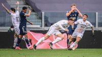 یوونتوس 0 - 1 بنوونتو ؛ ناکامی رونالدو در هفته بیست و هشتم سری آ