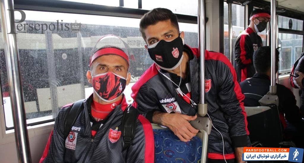 سیدجلال حسینی هر قدر در فوتبال الگوی خوبی است، در رعایت کردن پروتکلهای بهداشتی هم میتواند یک نمونه ویژه باشد.