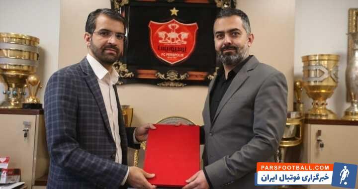 با حکم نایب رئیس هیئت مدیره باشگاه فرهنگی ورزشی پرسپولیس، علی عطایی به عنوان معاون مالی، اداری و پشتیبانی باشگاه پرسپولیس منصوب شد.