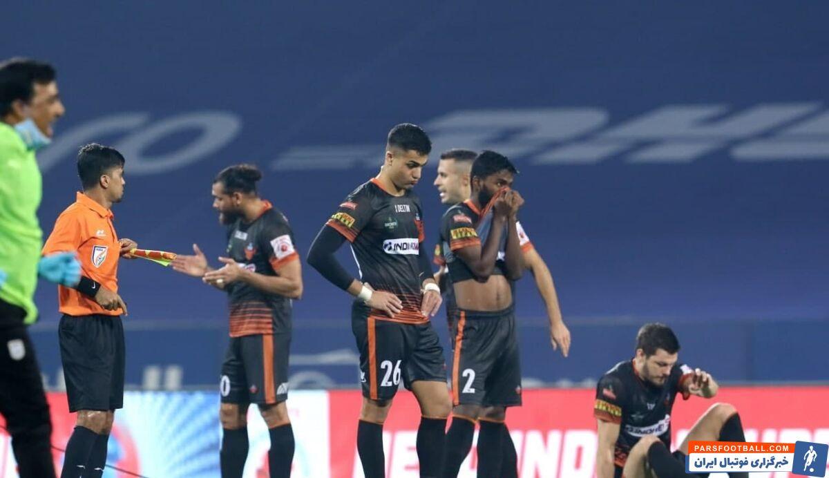 تیم فوتبال گوا در دیدار نیمه نهایی سوپرلیگ هند، در ضربات پنالتی مغلوب بمبئی سیتی شد و از صعود به دیدار فینال بازماند.