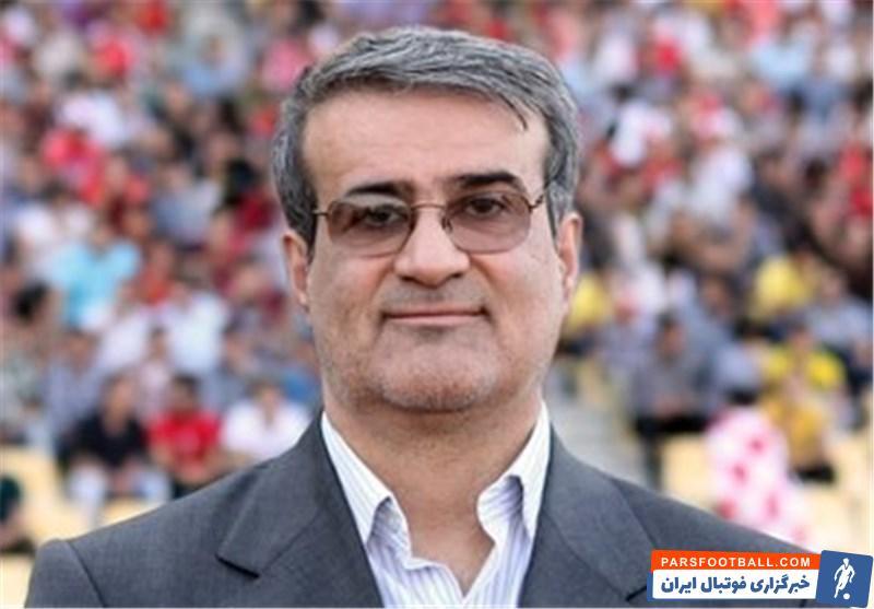 منصور قنبرزاده، دبیرکل جدید فدراسیون فوتبال