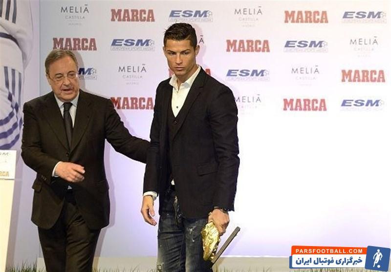 افشاگری جدید «فوتبال لیکس» درباره توافق مخفیانه رونالدو و رئال مادرید