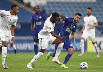 حضور تماشاگران عربستانی در لیگ قهرمانان آسیا
