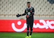 علت غیبت حامد لک در اردوی تیم ملی