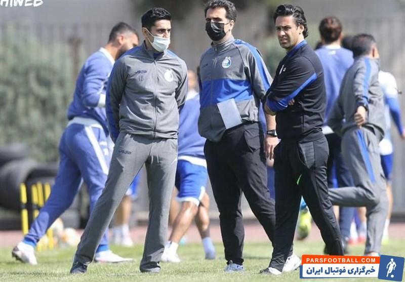 بازگشت صالح مصطفوی به باشگاه استقلال به عنوان دستیار فرهاد مجیدی