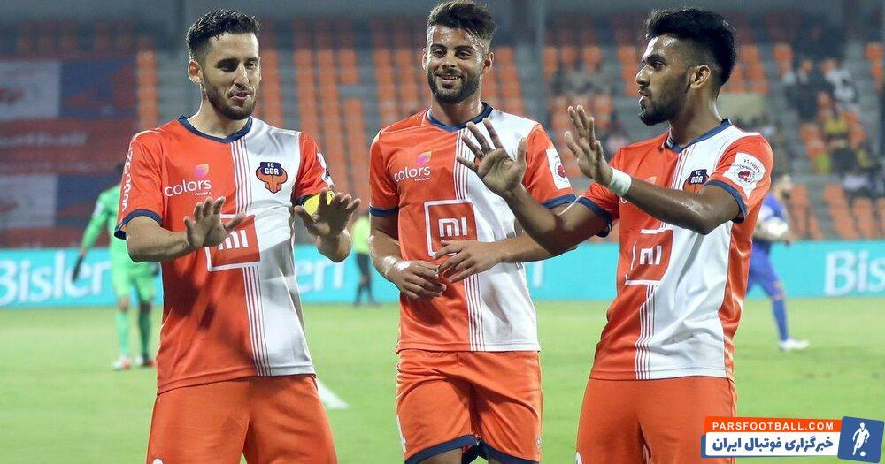 تیم گوا که فصل گذشته با قهرمانی در لیگ هند به لیگ قهرمانان آسیا رسیده بود ، در این فصل چهارم لیگ هند شده و به پلی آف آسیا صعود کرده است.