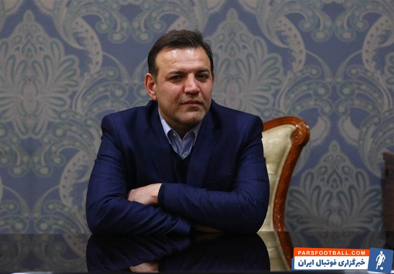 وعده شهاب الدین عزیزی خادم به هواداران فوتبال