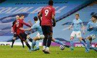 منچسترسیتی و منچستریونایتد در لیگ برتر انگلیس