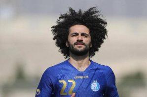 بابک مرادی ، بازیکن تیم استقلال در برنامه فوتبال برتر گفت : من قراردادم را با استقلال سفید امضا کردم و این کار را در بیست ثانیه انجام دادم.