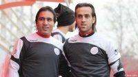 علی کریمی و مهدی مهدوی کیا ، دو اسطوره باشگاه پرسپولیس ، دو بازیکن ایرانی بودند که در سال های ۲۰۰۳ و ۲۰۰۴ ، به عنوان مرد سال آسیا انتخاب شدند .