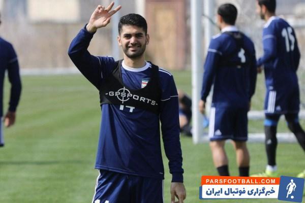 غیبت علی کریمی در دیدار امروز تیم ملی