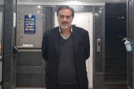 رضایت احمد مددی از مدیریت در استقلال