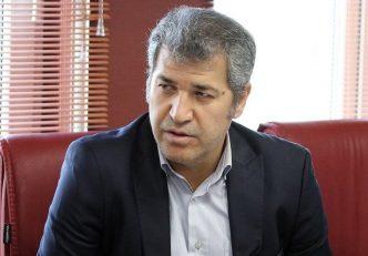 مهدی رغبتی تماشاگر دیدار استقلال و پیکان