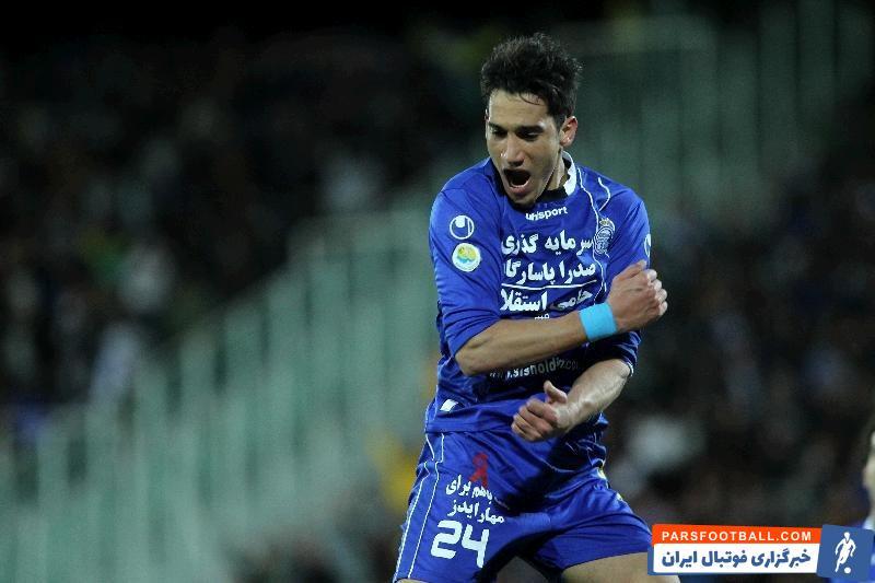 فرزاد حاتمی : از استقلال به AFC شکایت می کنم