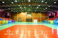 رزرو سالن فوتسال تهران و ایران در asan sport