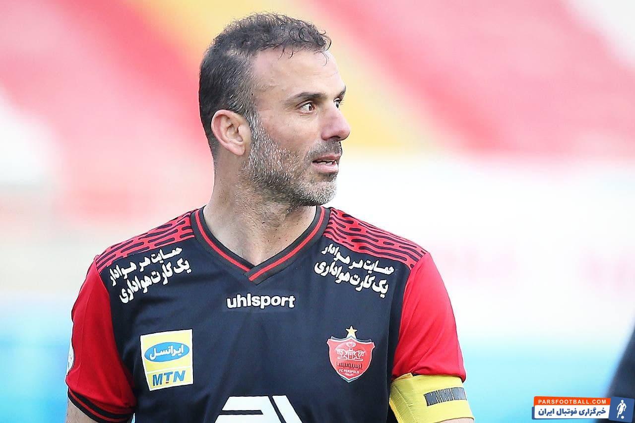 سیدجلال حسینی ، کاپیتان پرسپولیس گفت : شماره ۴ تیم ملی مبارک شجاع خلیل زاده باشد ، مهدی عبدی باید بیشور از اینها تمرین کند.