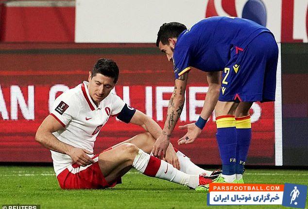 لواندوفسکی سریعا خود را به تیم پزشکی باشگاه بایرن مونیخ معرفی کرد تا تست های دقیق تری روی او انجام شود و در نهایت مشخص شد ....