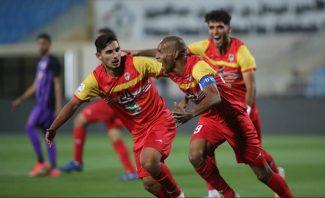 تیم فولاد با نتیجه ۴ بر صفر و با گل های شیمبا ( ۲ گل ) حردانی و پاتوسی تیم العین امارات را شکست داد و راهی مرحله گروهی لیگ قهرمانان آسیا شد.