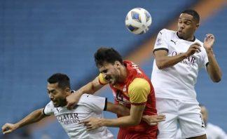 در هفته اول لیگ قهرمانان آسیا تیم فولاد ایران مقابل السد قطر به تساوی ارزشمند یک بر یک رسید . لوسیانو پریرا تک گل فولاد را به ثمر رساند.