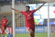 شهریار مغانلو که در دیدار پرسپولیس و الریان دبل کرد ، گفت : امیدوارم که برای سومین بار به فینال لیگ قهرمانان آسیا برسیم .