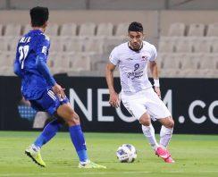 تیم تراکتور در هفته سوم لیگ قهرمانان آسیا در برابر تیم نیروی هوایی عراق به تساوی صفر بر صفر رسید و در پایان دور رفت سه امتیازی شد.
