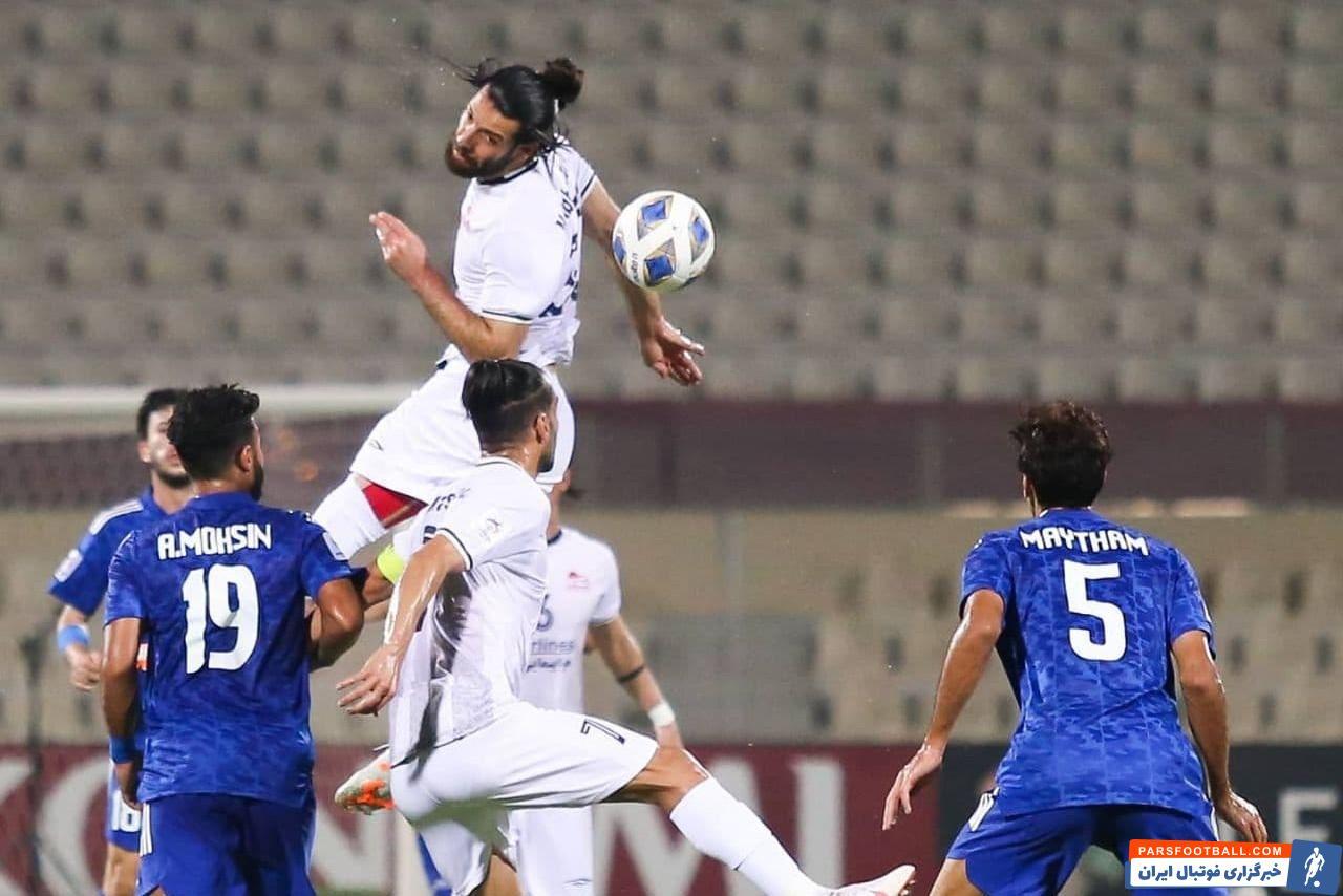 عملکرد ضعیف مهاجمان تراکتور در لیگ قهرمانان آسیا