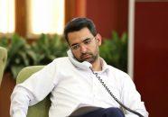 آذری جهرمی وزیر پرسپولیسی برد پرگل استقلال را هم سوژه کرد
