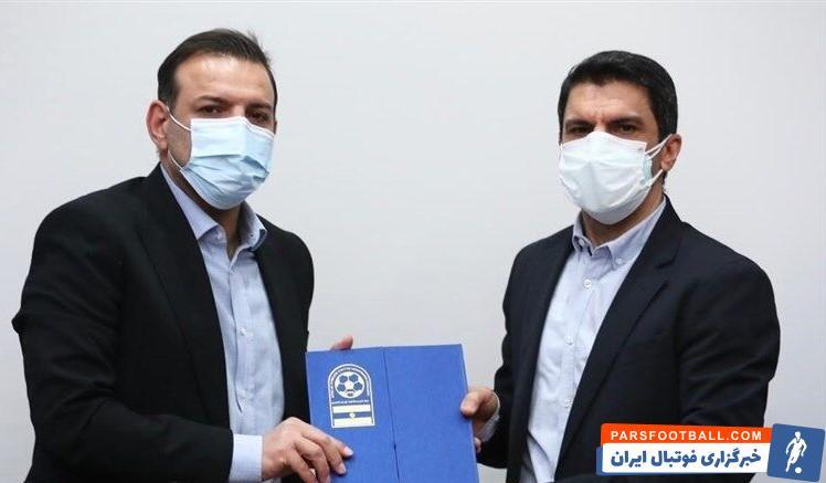 علیرضا امامی فر در واکنش به انتقادهای همیشگی علی کریمی به فدراسیون فوتبال : راه درست انتقاد صحبت با اشخاص است