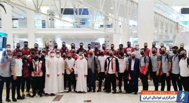 مسئولان باشگاه شارجه امارات ضمن خوشآمدگویی به اعضای تیم تراکتور ، برای آنها در رقابتهای لیگ قهرمانان آسیا آرزوی موفقیت کردند.
