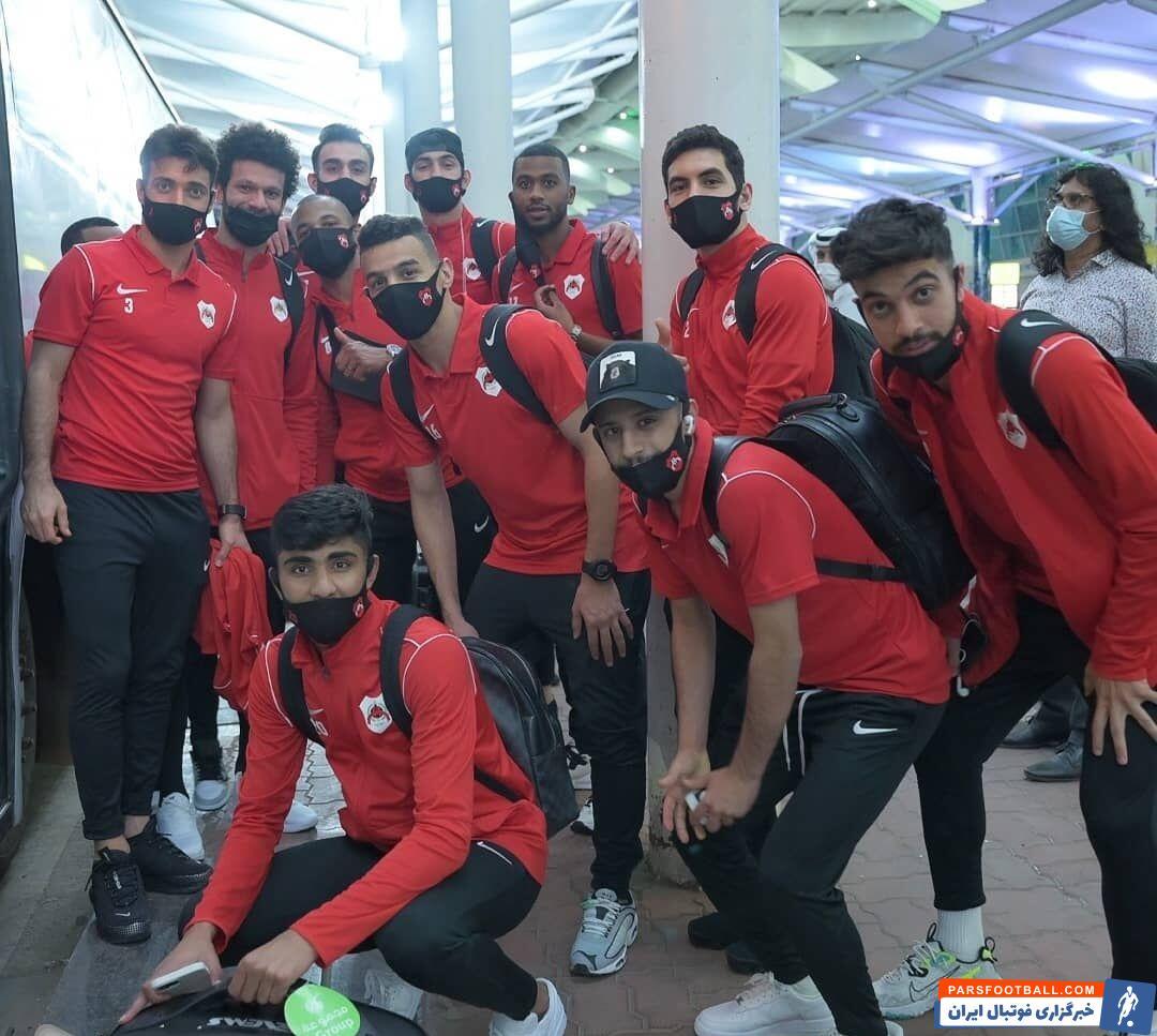 شجاع خلیلزاده به همراه الریان در هند حضور دارد. این تیم قطری یکی از رقبای پرسپولیس در مرحله گروهی لیگ قهرمانان آسیا ۲۰۲۱ است.