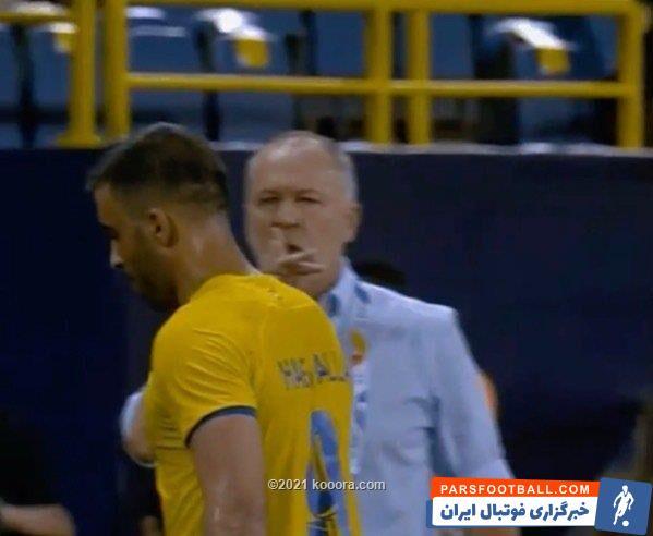 تیم فوتبال فولاد شب گذشته در هفته سوم لیگ قهرمانان آسیا به مصاف النصر عربستان رفت و این بازی نتیجه تساوی یک بر یک پایان رسید.