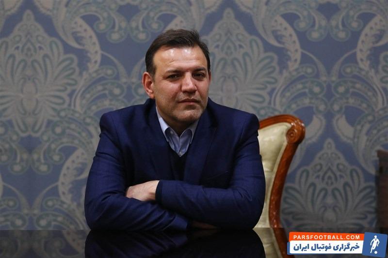 پیام موفقیت شهاب عزیزی خادم برای نمایندگان ایران