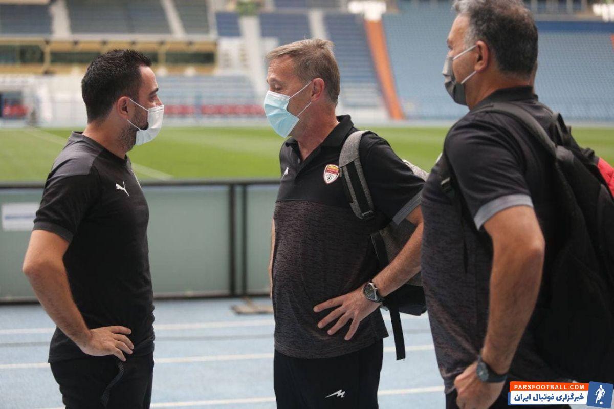 تقابل ژاوی و نکونام در لیگ قهرمانان آسیا قطعا بازخوردهای فراوانی خواهد داشت، تیم نکو پس از برد چهارگله برابر العین متمول حال به دنبال ...