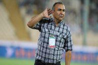 پیام AFC برای درگذشت نادر دست نشان