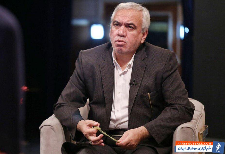 علی فتح الله زاده : محمود فکری هر کاری می کرد نمی شد و باید از استقلال کنار می رفت