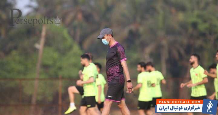 آخرین تمرین پرسپولیس پیش از دیدار با الوحده امارات در هفته اول لیگ قهرمانان آسیا برگزار شد و سرخپوشان آماده برگطاری این دیدار حساس شدند.