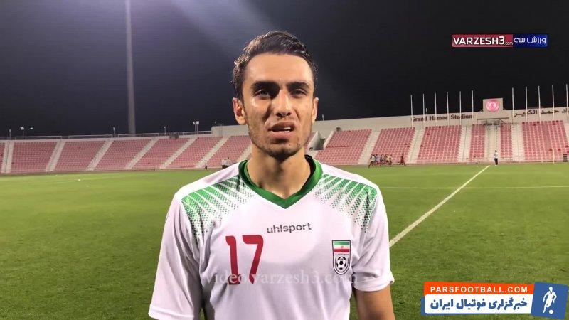 سینا زامهران ، هافبک تیم پدیده ، پیش از دیدار با پرسپولیس مورد حمله سارقان قرار گرفت و زخم های و جراحت های عجیبی دریافت کرد .