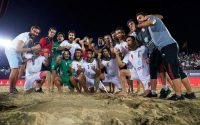 با تصمیم AFC ؛ غیبت تیم ملی فوتبال ساحلی ایران در جام جهانی 2021 روسیه