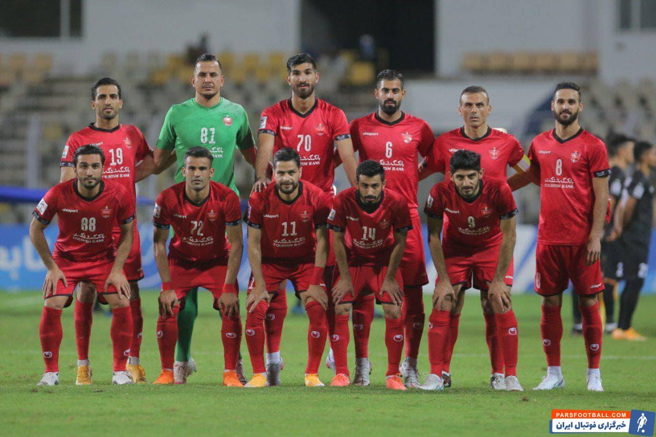 پرسپولیس در بازی یک هشتم نهایی لیگ قهرمانان آسیا ، باید به مصاف استقلال تاجیکستان برود . این دیدار به میزبانی تیم تاجیکی برگزار خواهد شد.
