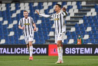 گل دوم یوونتوس در مسابقه دیشب توسط کریستیانو رونالدو به ثمر رسید و باعث شد او دو رکورد تاریخی دیگر را از خود به ثبت برساند.