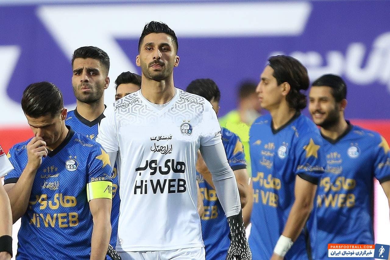 با دو شکست متوالی در لیگ برتر حالا هواداران استقلال امیدوارند مجیدی بتواند تیمش را برای دیدار حساس جام حذفی آماده کند.