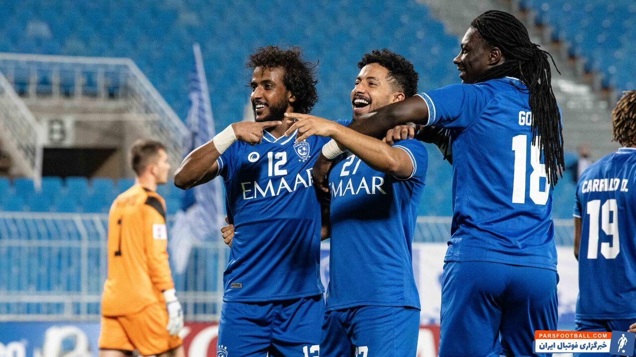 تیم الهلال عربستان با آمار ضعیف خط دفاعی به مرحله یک هشتم نهایی لیگ قهرمانان آسیا رسیده و باید به مصاف استقلال برود .