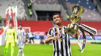 رونالدو با تبریک قهرمانی اینتر، گفت که به اهداف خود در تیم ایتالیایی رسیده است. او با این صحبت مقدمات خروج خود از تیم تورینی را فراهم کرد.